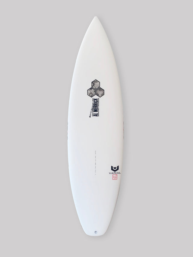 fever, channel island, varial technology, shortboard, surfboard, futures, kelly slater,