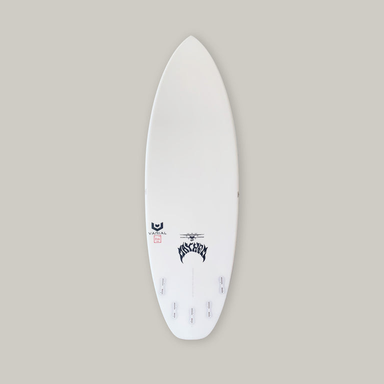 "lost surfboards made in Varial surf technology, puddle jumper HP 5'6"" best technology available weighing 5.2 lbs"