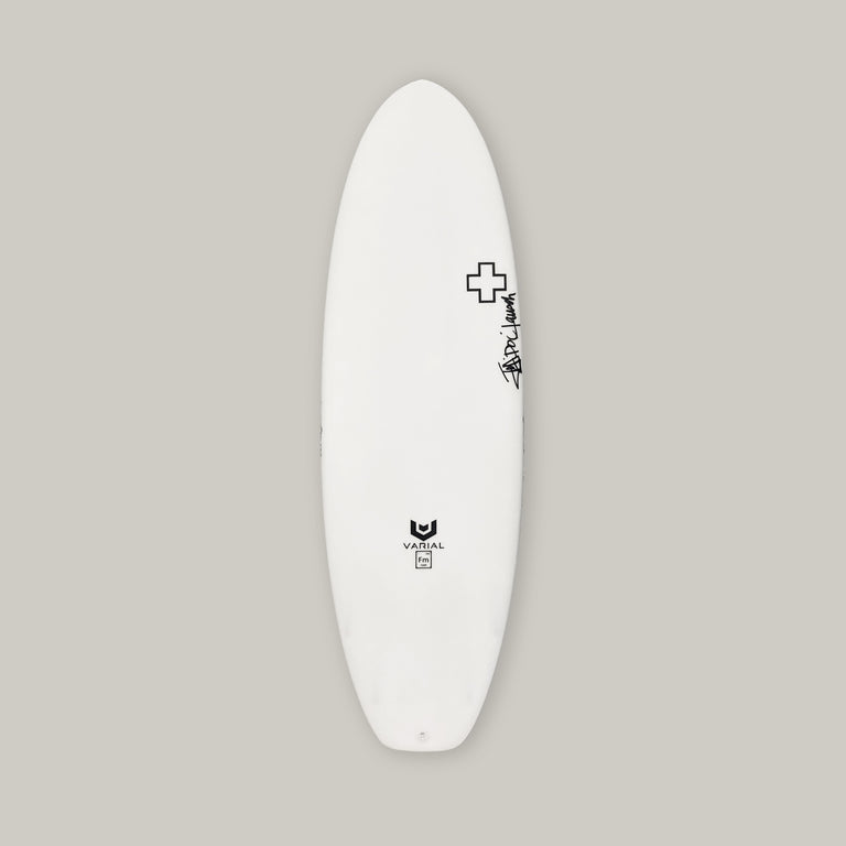 Deadly Flying Turtle 5'6""