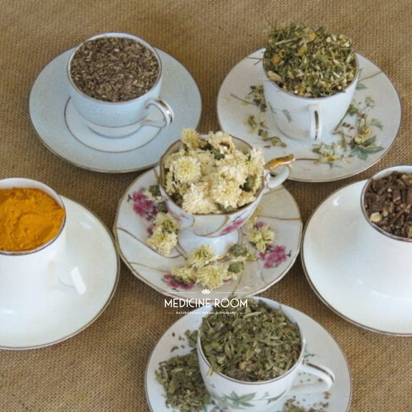 Welcome to our new herbal teas online shop!
