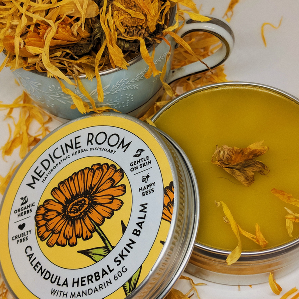 Have you met my friend Calendula yet?