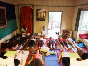 Kundalini Yoga MOVING MEDITATION Open for bookings 2015