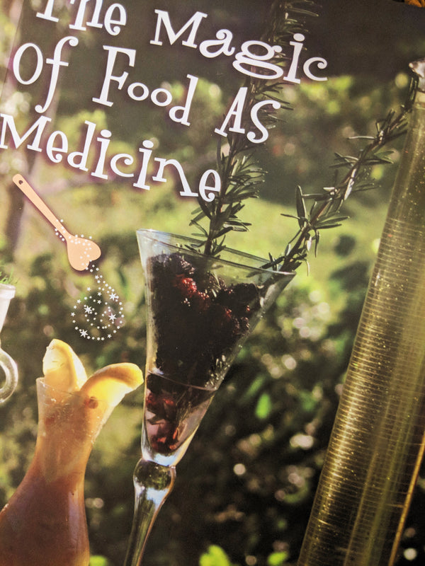 e book The Magic of Food as Medicine (Complete)