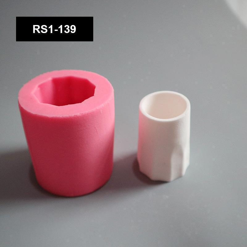 ROESHOP™ Mold Silicone Flower Pot