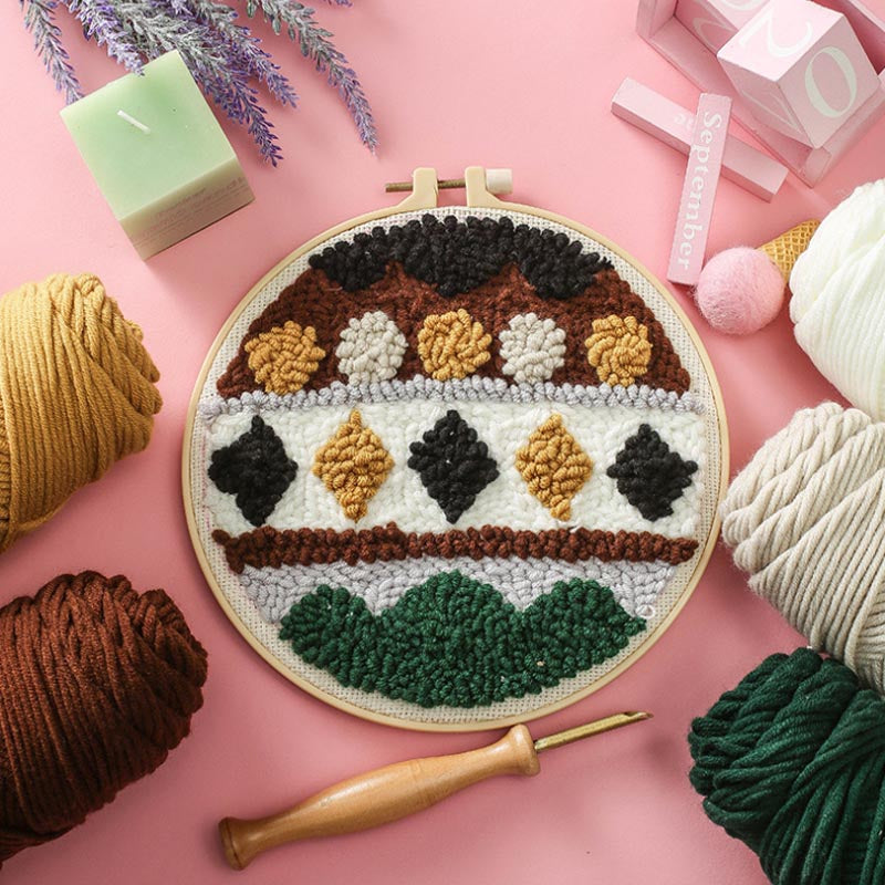 Set de broderie dragut DIY