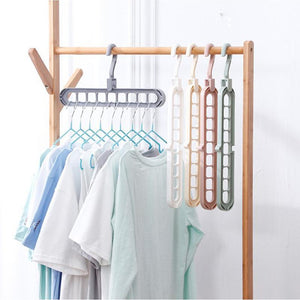 ROESHOP ™ Rotire anti-alunecare Folding Hanger