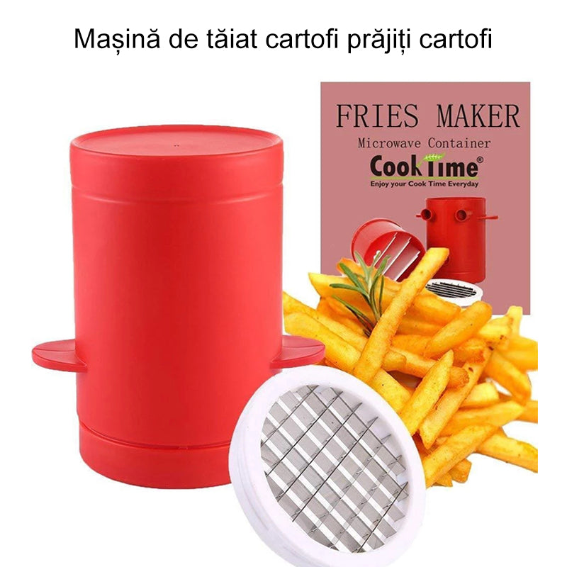 Slicers cartofi French Fries Cutter Masini
