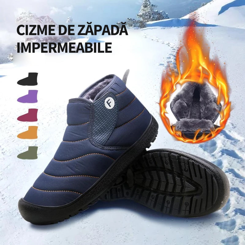 ROESHOP™ Cizme de zapada Waterproof