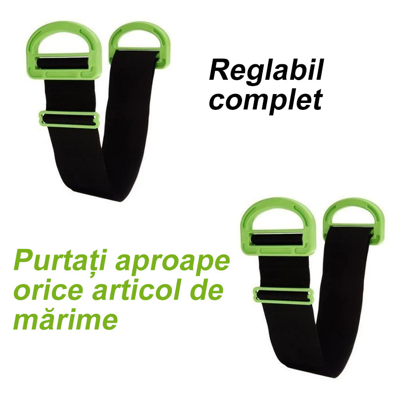 Ridicarea portabil si Moving Belt