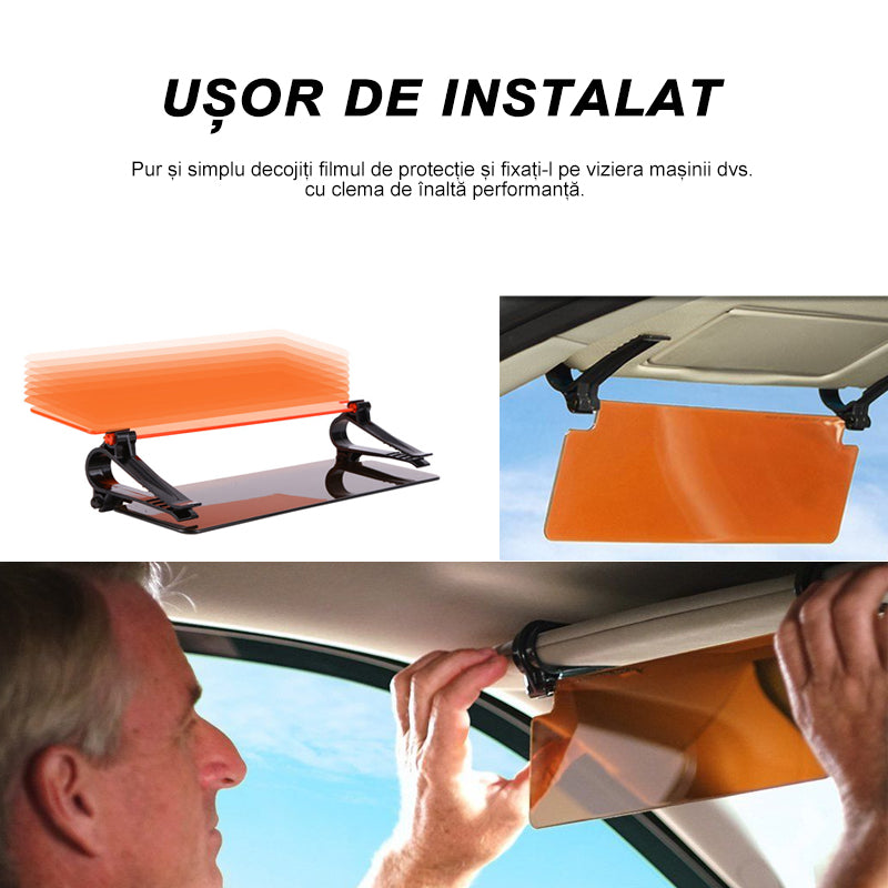 Paravan solar BattleVisor HD Anti-Glare