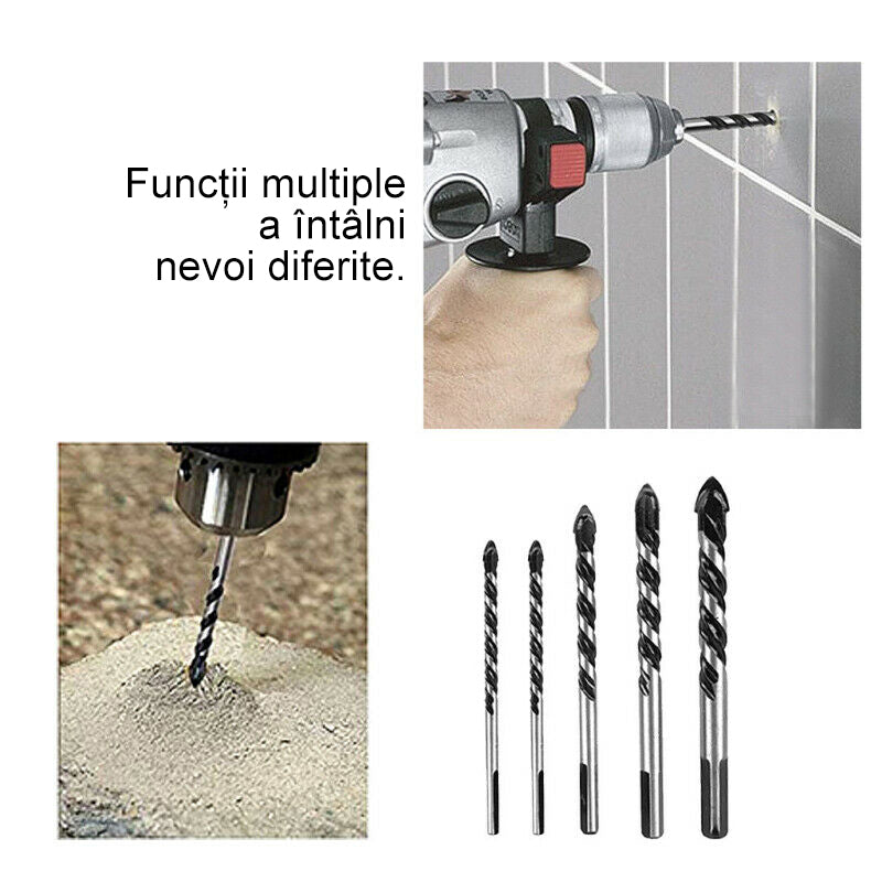 Bits de foraj multifunctional (5pc)
