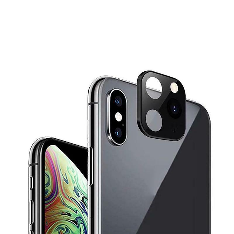 Iphone X Seconds Change 11 Pro Metal Glass Cover Cover