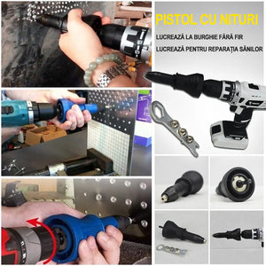 Detasabila Adaptor  Rivet Gun