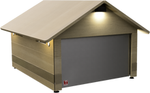 Load image into Gallery viewer, NEW ROBOHUT - plywood - DIY - door brushed aluminium