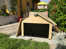 Load image into Gallery viewer, NEW ROBOHUT - plywood - DIY - door black