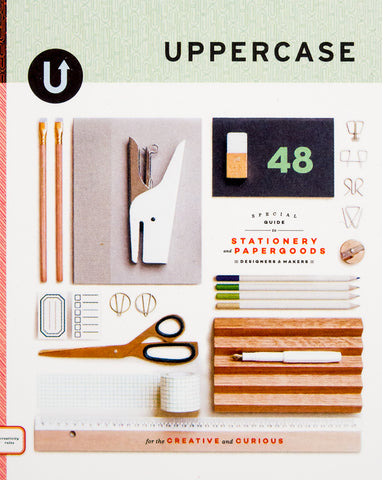 Uppercase Magazine Issue 48 Cover