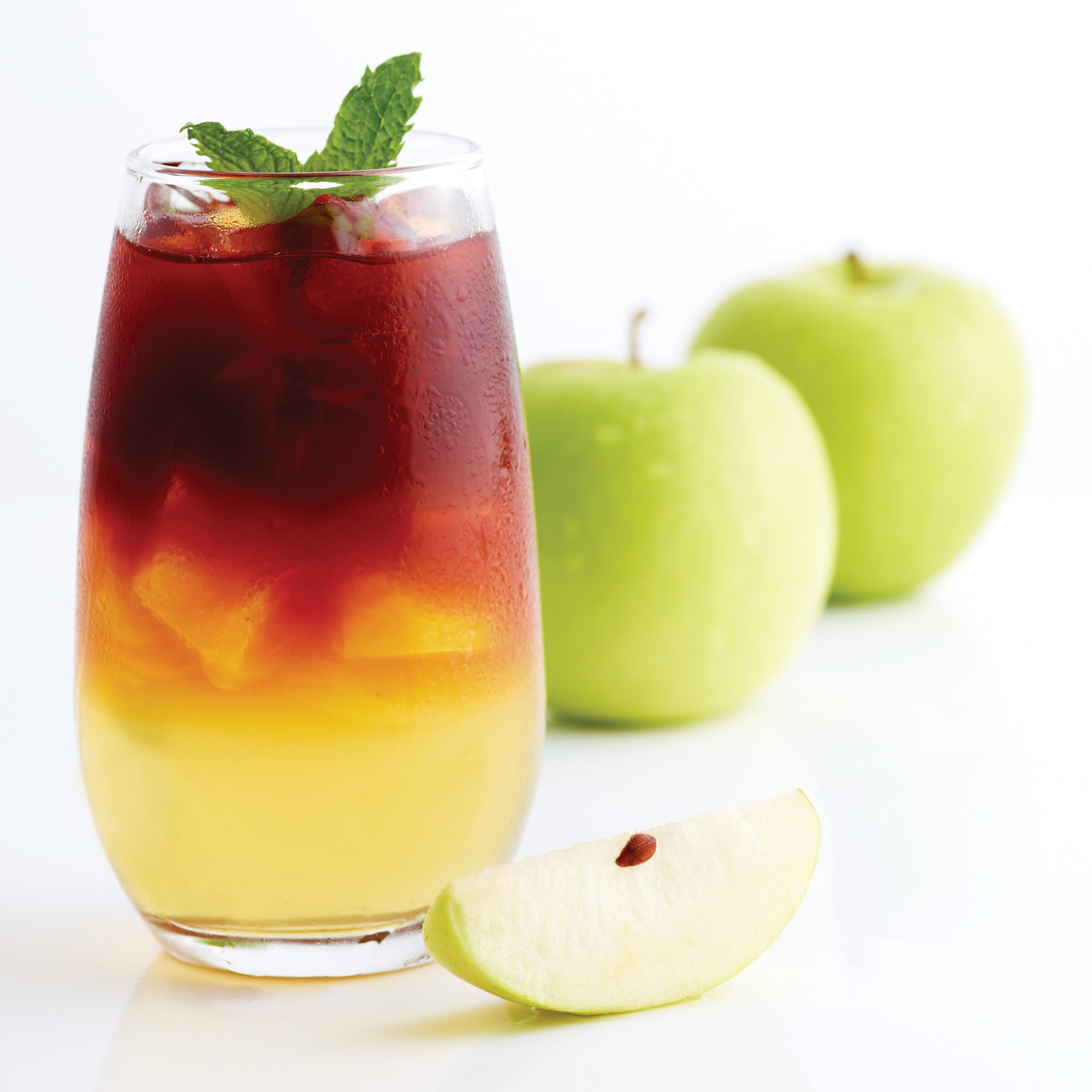 Fresh red® apple iced tea