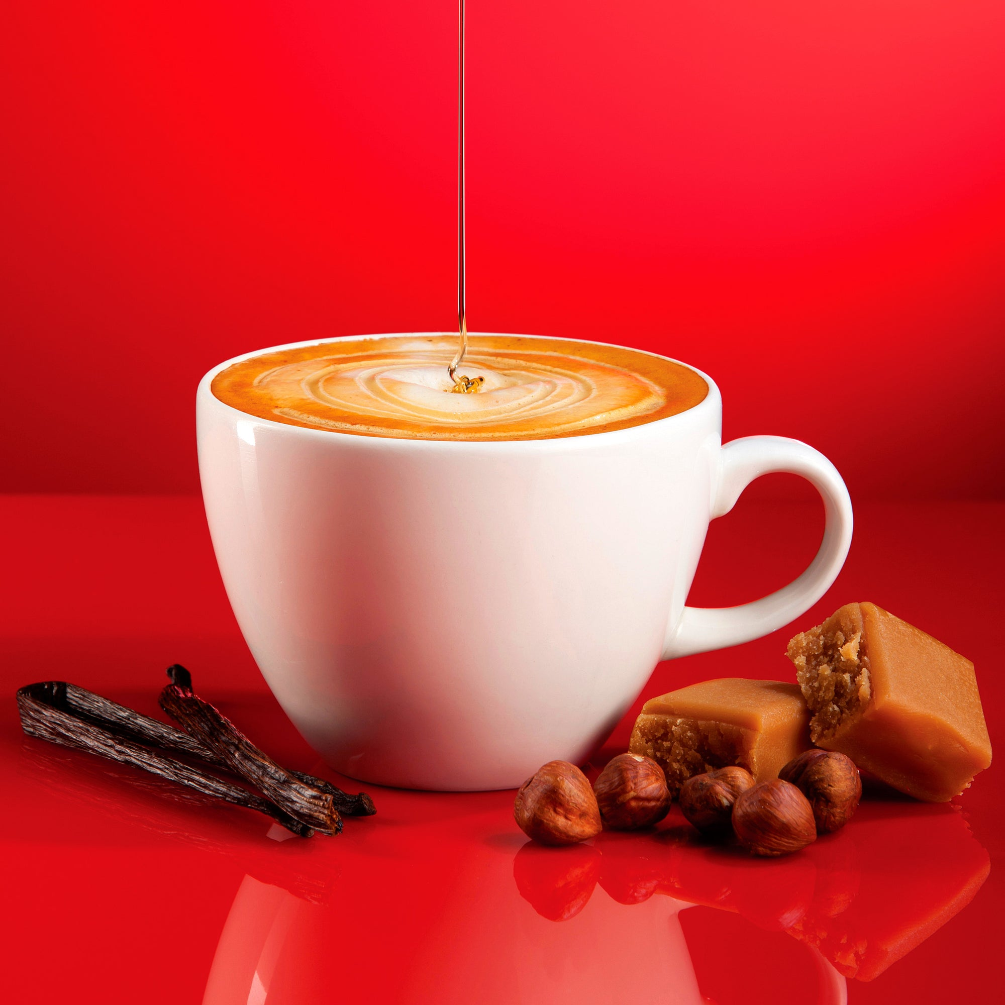 Ginger red cappuccino®