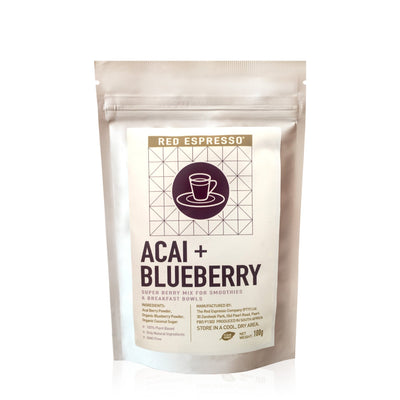 Acai and blueberry mix 100g