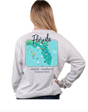 Load image into Gallery viewer, Long Sleeve FL TEE
