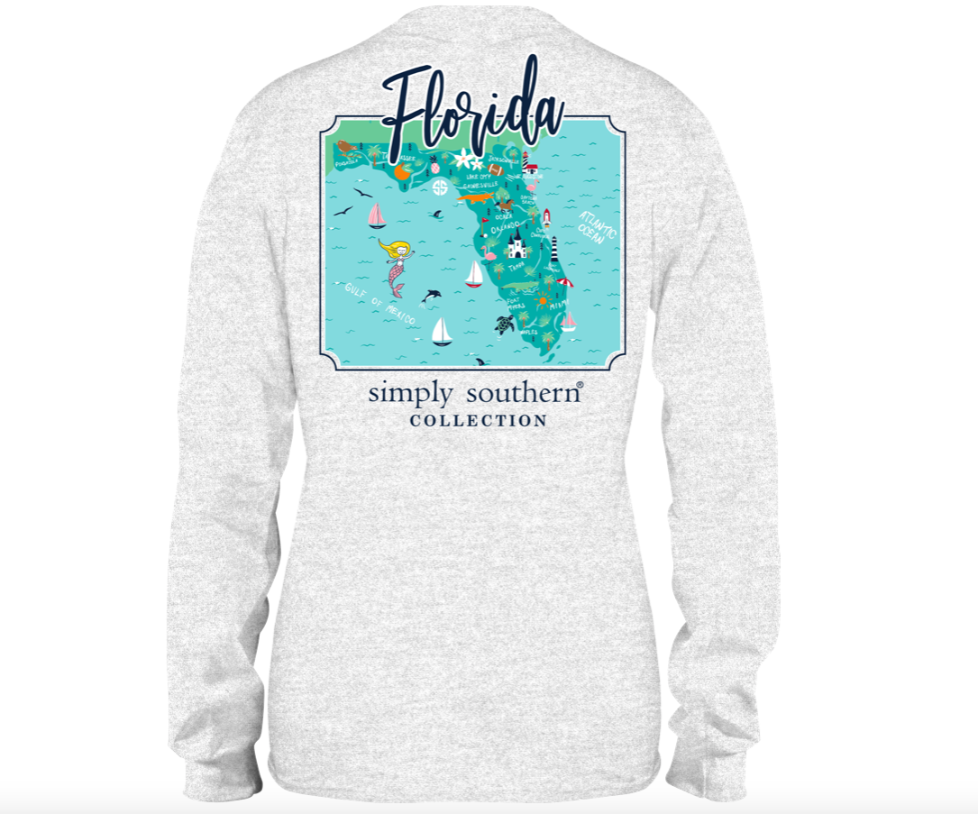 Long Sleeve FL TEE