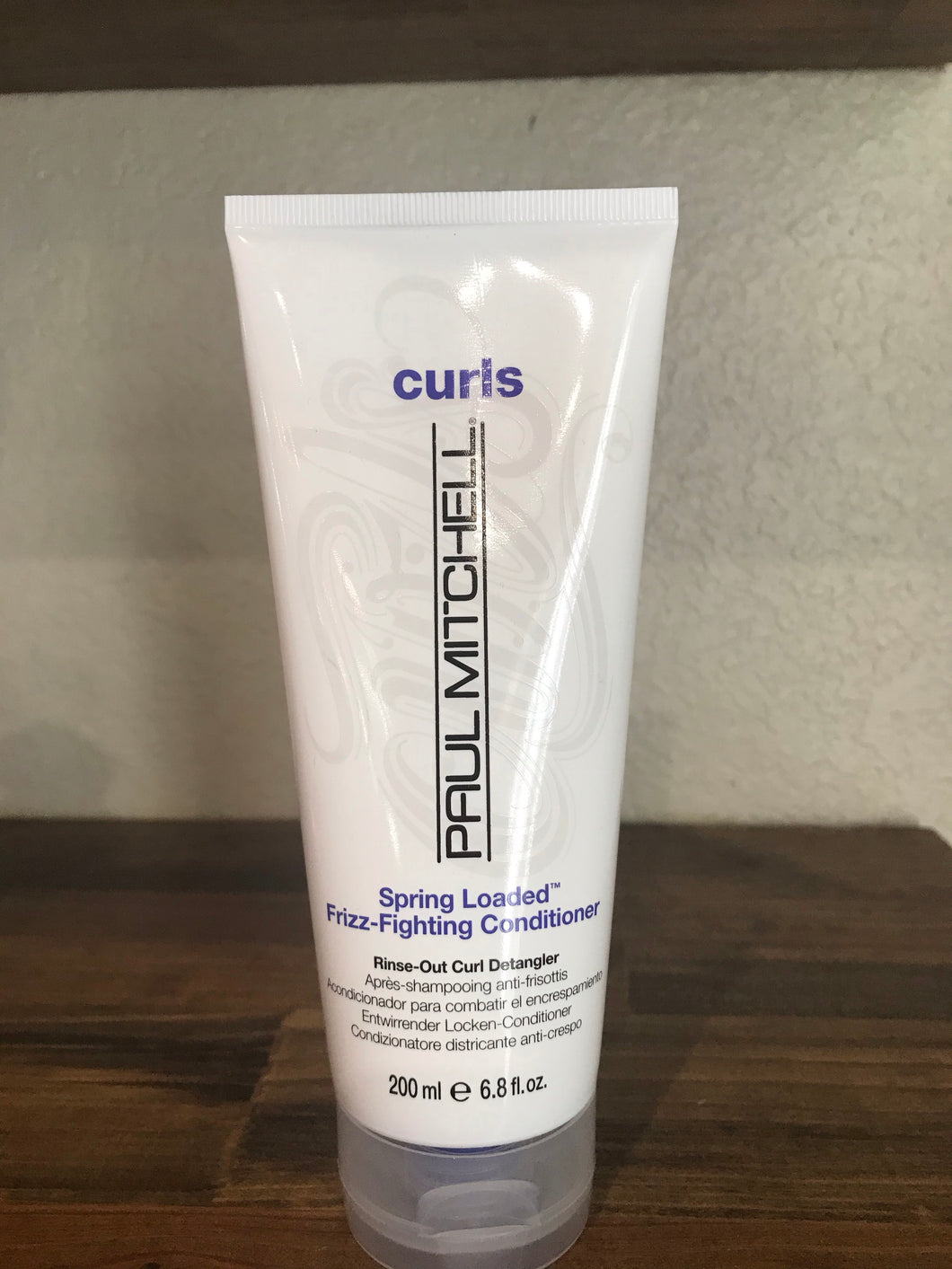 Spring Loaded Frizz Fighting Conditioner 6.8 oz