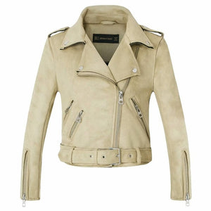Suede Leather Jackets