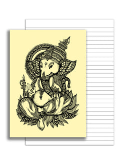 Lord Ganesha Notebook