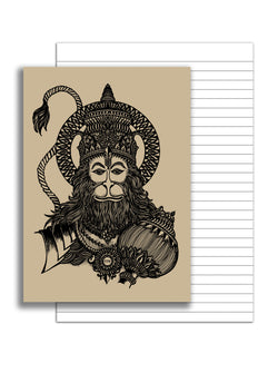 Humble Hanuman Notebook