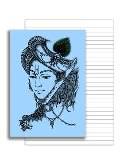 Lord Krishna Notebook