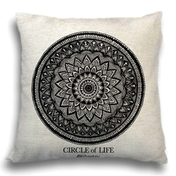 Circle of Life Cushion