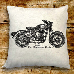 Himalayan Cruiser Cushion
