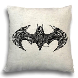 Ornate Batman Cushion