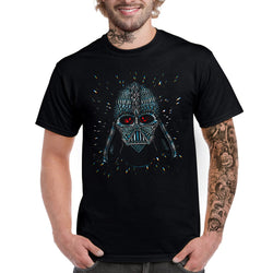 Coloured Darth Vader T-shirt