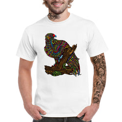 Coloured Eagle Eye T-shirt