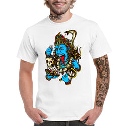 Coloured Fearless Kali T-shirt