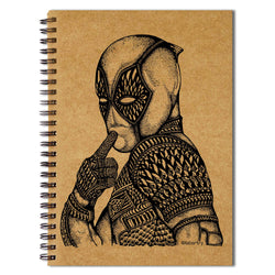 Deadpool Sketchbook
