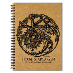 House Stargaryen Sketchbook