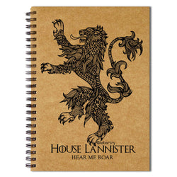House Lannister Sketchbook
