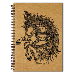 Ornate Horse Sketchbook