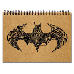Ornate Bat Sketchbook
