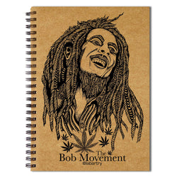 Bob Marley Sketchbook