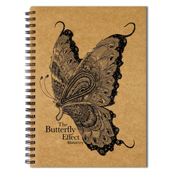 Butterfly Effect Notebook