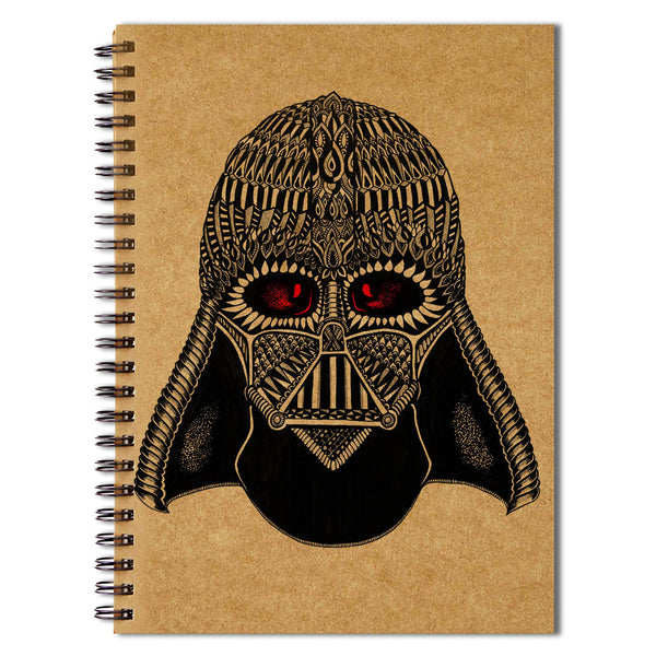 Darth Vader Notebook Labartry