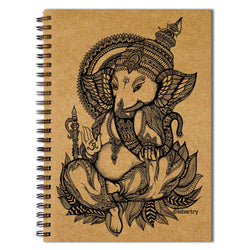Lord Ganesha Sketchbook