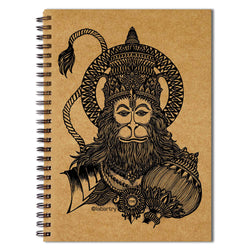 Humble Hanuman Sketchbook