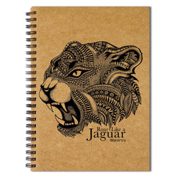 Ferocious Jaguar Notebook