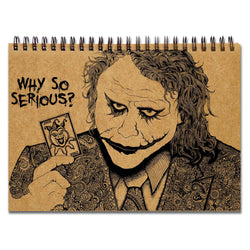 Joker Sketchbook