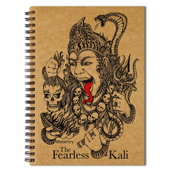 Fearless Kali Sketchbook