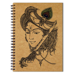 Lord Krishna Sketchbook